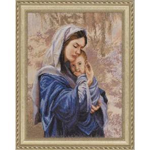 Мать и дитя Набор для вышивания Bucilla