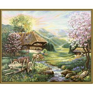 Весна Раскраска по номерам Schipper (Германия)