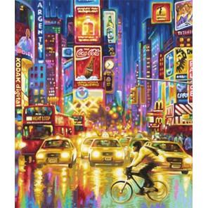 Нью-Йорк Раскраска по номерам Schipper (Германия)