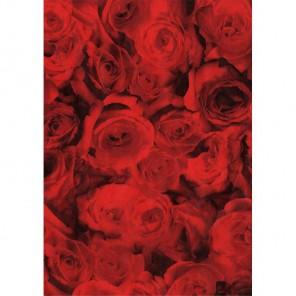 Розы красные 574 Бумага для декопатча Decopatch