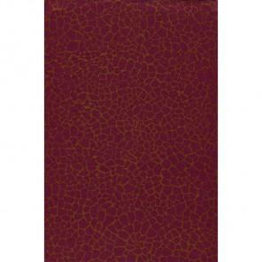 Кракле бордово-золотой Бумага для декопатча Decopatch