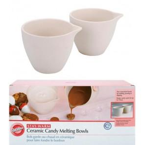 Чаши керамические для плавки сладостей Wilton ( Вилтон )