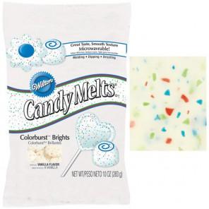 Цветной взрыв Candy Melts Тающая конфетка Wilton ( Вилтон )