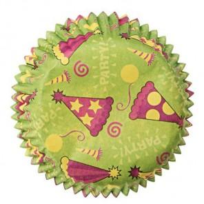 Колпачки для вечеринки Набор бумажных форм для кексов Wilton ( Вилтон )