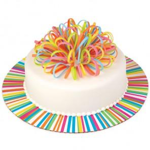 Яркое колесо Основа для торта круглая Wilton ( Вилтон )