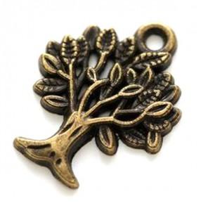 Цветущее дерево Подвеска металлическая для скрапбукинга, кардмейкинга Scrapberry's
