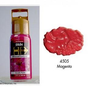4505 Пурпурный Визуальный объем HD Акриловая краска FolkArt Plaid