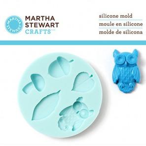 Лесная коллекция Силиконовый молд для создания украшений Martha Stewart Crafts Plaid