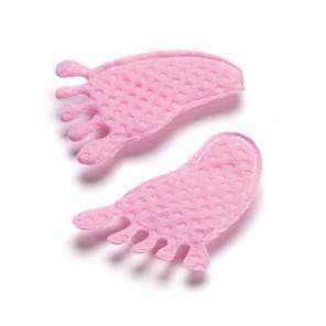 Стопа розовая Самоклеющиеся украшения для скрапбукинга, кардмейкинга Knorr Prandell
