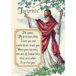 В его руках Набор для вышивания Dimensions ( Дименшенс )