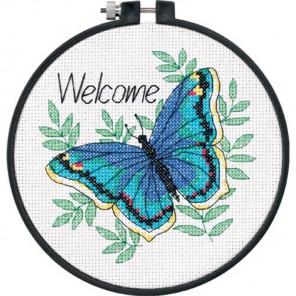 Бабочка Набор для вышивания Dimensions ( Дименшенс )