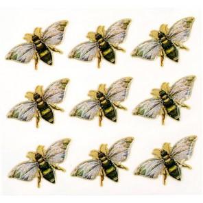 Пчёлы Tim Coffey Стикеры для скрапбукинга, кардмейкинга K&Company
