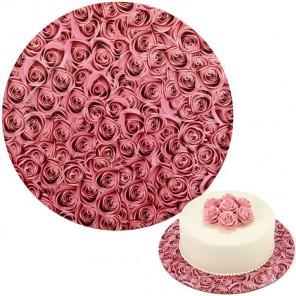 Розы Основа для торта круглая Wilton ( Вилтон )