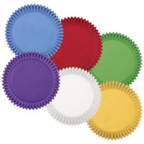 Радуга Набор бумажных форм для кексов Wilton ( Вилтон )