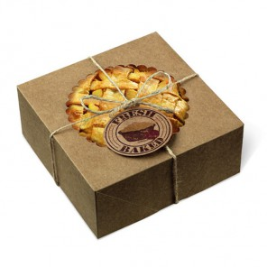 Пирог мини Набор коробок подарочных Wilton ( Вилтон )