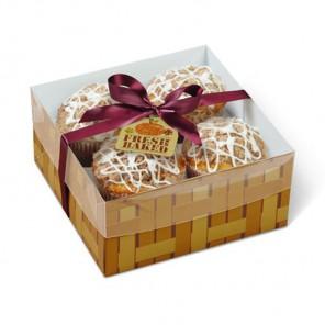 Осень Свежая выпечка Набор коробок подарочных для десертов Wilton ( Вилтон )
