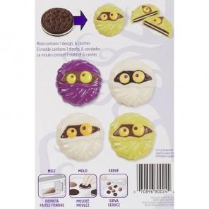 Мумия Формочки для создания конфет-украшений Wilton ( Вилтон )