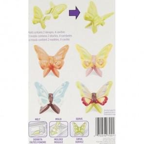 Бабочки 3D Формочки для создания конфет Wilton ( Вилтон )