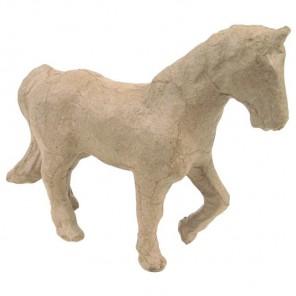 Лошадка Фигурка мини из папье-маше объемная Decopatch
