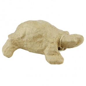 Черепаха Фигурка мини из папье-маше объемная Decopatch