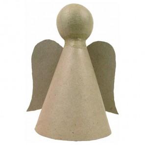 Ангел Фигурка средняя из папье-маше объемная Decopatch