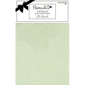 Chelsea Green Набор бумаги с глиттером для скрапбукинга, кардмейкинга Docrafts
