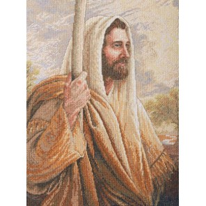 Набор для вышивания: Свет мира, счетный крест