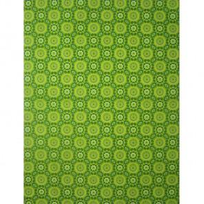 Зеленые круги Бумага для декопатча Decopatch