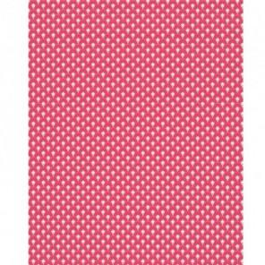 Красно-белые полукруги Бумага для декопатча Decopatch