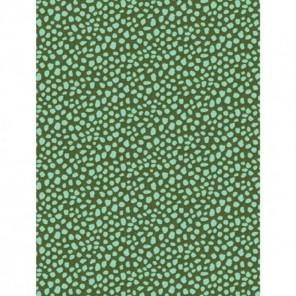 Зеленый мех Бумага для декопатча Decopatch