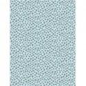 Серо-голубой мех Бумага для декопатча Decopatch