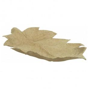 Листок-ваза Заготовка из папье-маше объемная Decopatch