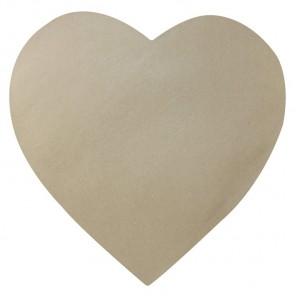 Сердце Заготовка из папье-маше Decopatch