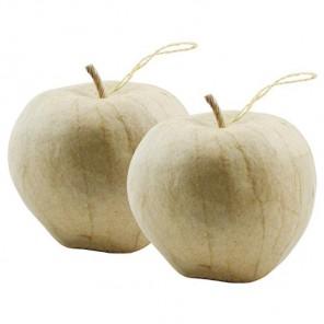 Яблоки Заготовки из папье-маше объемные  Decopatch