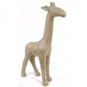 Жираф Фигурка большая из папье-маше объемная Decopatch