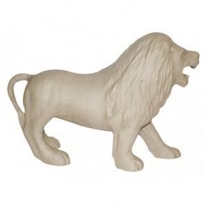 Лев Фигурка большая из папье-маше объемная Decopatch