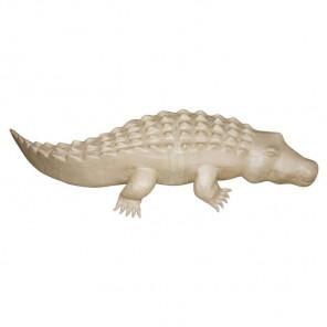 Крокодил Фигурка гигант из папье-маше объемная Decopatch