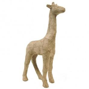 Жираф Фигурка мини из папье-маше объемная Decopatch