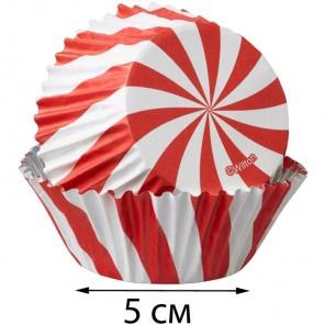 Мятный леденец Набор бумажных форм для кексов Wilton ( Вилтон )
