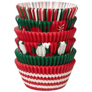Праздник! Набор бумажных форм для кексов Wilton ( Вилтон )