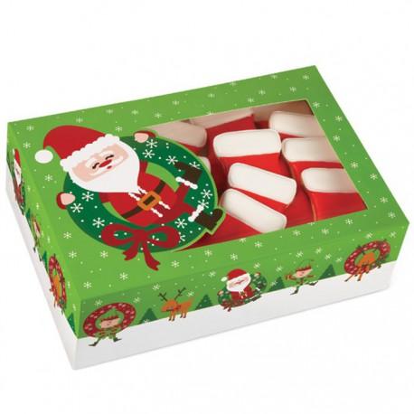 Санта Набор коробок подарочных Wilton ( Вилтон )