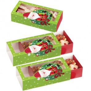 Санта Набор выдвижных коробок Wilton ( Вилтон )