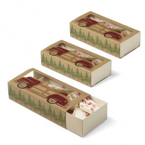 Сладкий подарок Набор выдвижных коробок Wilton ( Вилтон )