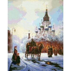 У церкви Алмазная вышивка (мозаика) Iteso