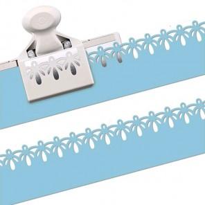 Вязание крючком Бордюр Фигурный дырокол для скрапбукинга, кардмейкинга Martha Stewart Марта Стюарт