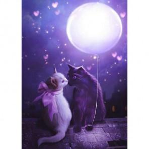 Мартовские коты Алмазная вышивка (мозаика) Гранни