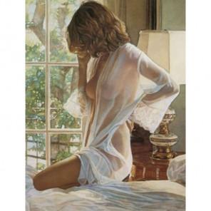 Красота женского тела Алмазная вышивка (мозаика) Гранни