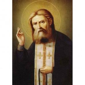 Святой Серафим Саровский Алмазная вышивка (мозаика) Гранни