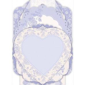 French Lavender Набор высеченных элементов для скрапбукинга, кардмейкинга Docrafts