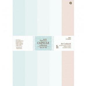 Eau De Nil Набор бумаги A4 для скрапбукинга, кардмейкинга Docrafts